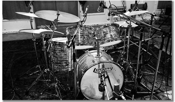abbey road 60 drums