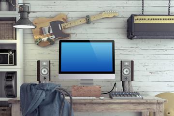 Is Building A Cheap Home Studio A Good Idea