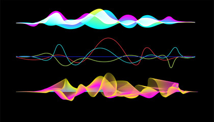 graphic sound waves